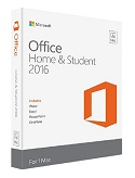 Microsoft Office for Mac Home and Student 2016 PKC