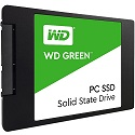 "Western Digital Green 2.5"" 120GB SATA3 SSD"