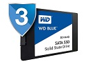 "Western Digital Blue 3D NAND 2.5"" 500GB SATA3 SSD"